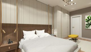 Недвижимость с Видом на Море в Комплексе в Бююкчекмедже, Стамбул, Фотографии комнат-15