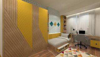 Недвижимость с Видом на Море в Комплексе в Бююкчекмедже, Стамбул, Фотографии комнат-18