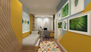 Недвижимость с Видом на Море в Комплексе в Бююкчекмедже, Стамбул, Фотографии комнат-19