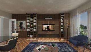 Недвижимость с Видом на Море в Комплексе в Бююкчекмедже, Стамбул, Фотографии комнат-3