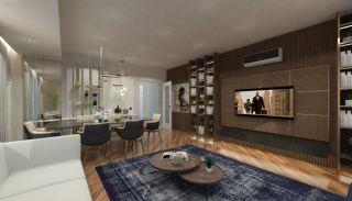Недвижимость с Видом на Море в Комплексе в Бююкчекмедже, Стамбул, Фотографии комнат-4