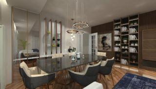 Недвижимость с Видом на Море в Комплексе в Бююкчекмедже, Стамбул, Фотографии комнат-5