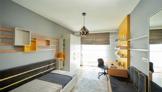Apartments on the Fastest-Developing Street in Küçükçekmece, Interior Photos-2