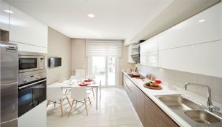 Appartementen aan de zich snelst ontwikkelende straat in Küçükçekmece, Interieur Foto-3