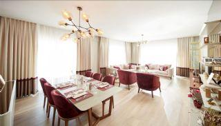 Apartments on the Fastest-Developing Street in Küçükçekmece, Interior Photos-5