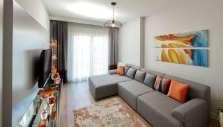 Appartementen aan de zich snelst ontwikkelende straat in Küçükçekmece, Interieur Foto-7