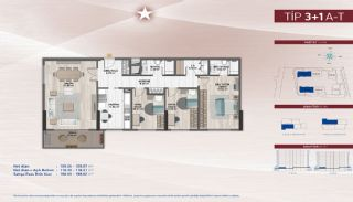 Apartments on the Fastest-Developing Street in Küçükçekmece, Property Plans-7