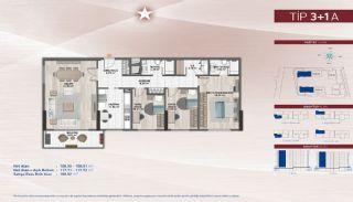 Apartments on the Fastest-Developing Street in Küçükçekmece, Property Plans-8