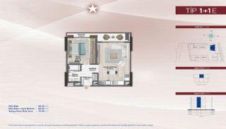 Apartments on the Fastest-Developing Street in Küçükçekmece, Property Plans-16