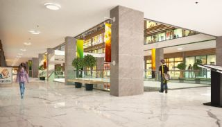 Kommersiella fastigheter på ett köpcentrum i Tuzla Istanbul, Istanbul / Tuzla - video
