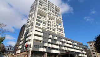Lägenheter för havs- och ösikt i ett lyxigt komplex i Istanbul, Byggbilder-2