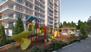 Элитные Квартиры Семейного Типа в Эсеньюрте, Стамбул, Стамбул / Эсеньюрт - video