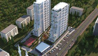 Familie Orientierte Wohnungen zum Verkauf in Esenyurt İstanbul, Istanbul / Esenyurt - video