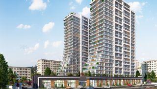 Familie Orientierte Wohnungen zum Verkauf in Esenyurt İstanbul, Istanbul / Esenyurt