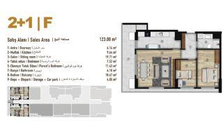 Familie Orientierte Wohnungen zum Verkauf in Esenyurt İstanbul, Immobilienplaene-10
