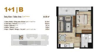 Familie Orientierte Wohnungen zum Verkauf in Esenyurt İstanbul, Immobilienplaene-12