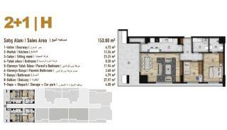 Familie Orientierte Wohnungen zum Verkauf in Esenyurt İstanbul, Immobilienplaene-13