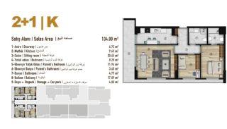 Familie Orientierte Wohnungen zum Verkauf in Esenyurt İstanbul, Immobilienplaene-14