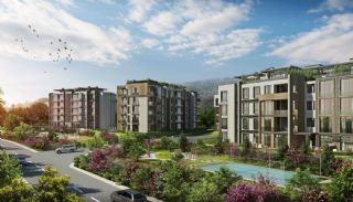 Luxury Apartments Close to the Sea in Beykoz İstanbul, Istanbul / Beykoz - video