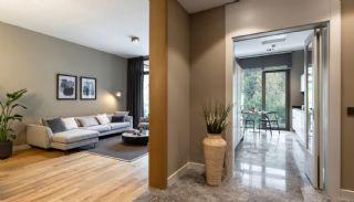 Luxury Apartments Close to the Sea in Beykoz İstanbul, Interior Photos-5