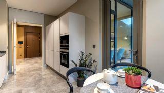 Luxury Apartments Close to the Sea in Beykoz İstanbul, Interior Photos-8