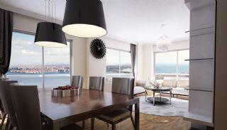 Küçükçekmece Appartementen met Uitzicht op het Meer, Interieur Foto-4