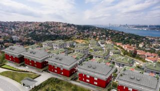 Bosporen havsutsikt fastigheter i Istanbul Uskudar, Istanbul / Uskudar