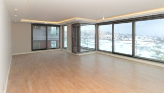 Bosphorus View Real Estate in Istanbul Uskudar, Interior Photos-1