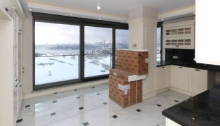 Bosphorus View Real Estate in Istanbul Uskudar, Interior Photos-4