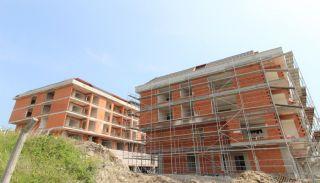 Просторные Квартиры в Стамбуле в Бейликдюзю с Видом на Море, Фотографии строительства-3