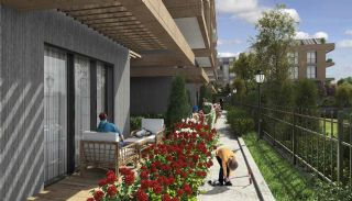 Просторные Квартиры в Стамбуле в Бейликдюзю с Видом на Море, Стамбул / Бейликдюзю - video
