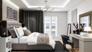 Capacious Apartments in İstanbul Beylikdüzü with Sea View, Interior Photos-2