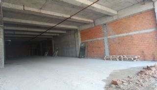 Stores in Turkey İstanbul Next to Basın Express Highway, Construction Photos-2