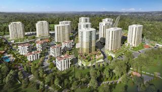 New Istanbul Apartments Close to Canal Istanbul Project, Istanbul / Avcilar - video