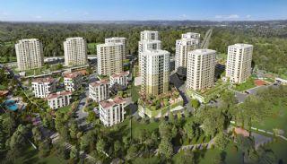 Новые Квартиры в Стамбуле Рядом с Проектом Канала Стамбул, Стамбул / Авджылар - video