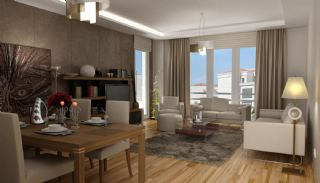 New Istanbul Apartments Close to Canal Istanbul Project, Interior Photos-1