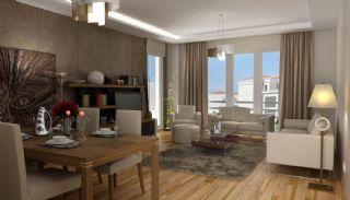Новые Квартиры в Стамбуле Рядом с Проектом Канала Стамбул, Фотографии комнат-1