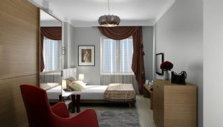 New Istanbul Apartments Close to Canal Istanbul Project, Interior Photos-2