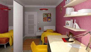 New Istanbul Apartments Close to Canal Istanbul Project, Interior Photos-3