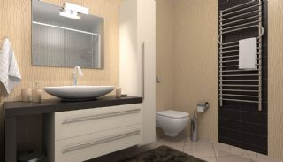 Новые Квартиры в Стамбуле Рядом с Проектом Канала Стамбул, Фотографии комнат-6