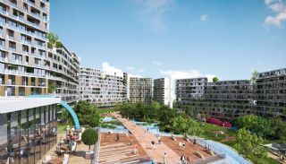 Appartements Concept Bureau à Domicile Moderne à Istanbul, Istanbul / Umraniye - video