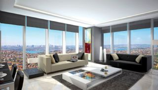 Contemporary Home Office Concept Istanbul Apartments, Istanbul / Umraniye - video