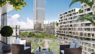 Appartements Concept Bureau à Domicile Moderne à Istanbul, Istanbul / Umraniye