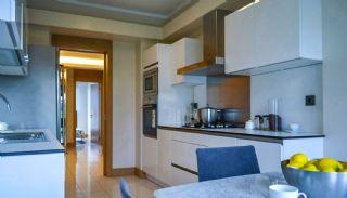 Contemporary Home Office Concept Istanbul Apartments, Interior Photos-1