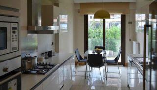 Contemporary Home Office Concept Istanbul Apartments, Interior Photos-2