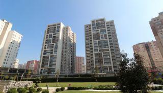 Geräumige Immobilien mit Meerblick in Istanbul Beylikdüzü, Istanbul / Beylikduzu - video