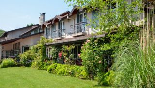 Luxus-Villa inmitten eines Waldtals in Istanbul Sile, Istanbul / Sile - video
