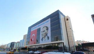Недвижимость для Инвестиций в Центре Стамбула в Турции, Стамбул / Аташехир