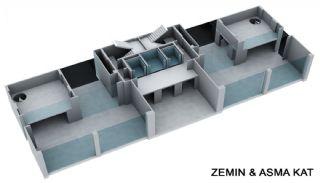 Недвижимость для Инвестиций в Центре Стамбула в Турции, Планировка -1