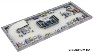Недвижимость для Инвестиций в Центре Стамбула в Турции, Планировка -6